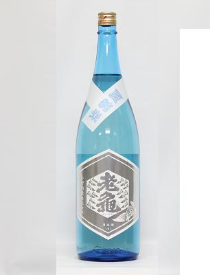 老亀夏純米1.8L